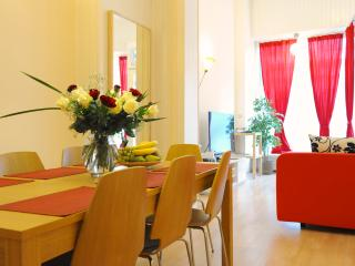 Center, Spacious, Quiet Street Sleeps 1-8p - Ixelles vacation rentals