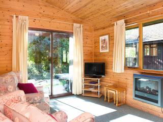 Comfortable 2 bedroom Bude Lodge with Deck - Bude vacation rentals