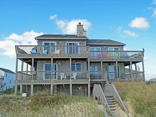 Bright 4 bedroom Nags Head House with Deck - Nags Head vacation rentals