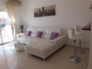 Stunning 2 Bedroom Apartment in Kato Paphos - Paphos vacation rentals