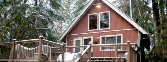 Snowline Cabin #90 - A Comfy Country Cabin - Image 1 - Glacier - rentals