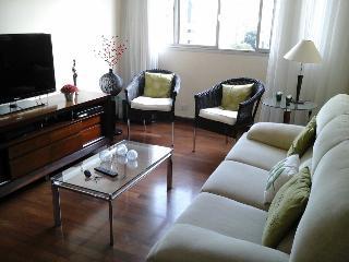 Nice 2 bedroom Sao Paulo Apartment with Balcony - Sao Paulo vacation rentals