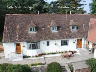 Baillie Scott Cottage, near St Andrews, Fife - Newport-on-Tay vacation rentals