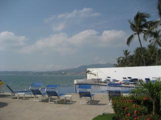 2 Bedroom, Beach front, Colibri Condo's, Bucerias, - Bucerias vacation rentals