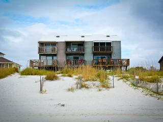 $150 OFF weekly rate in April!! Gulf front! - Cape San Blas vacation rentals