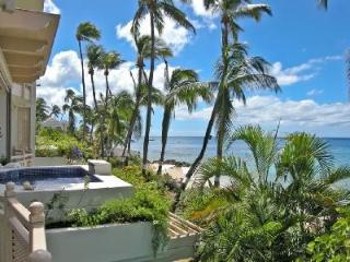 Reeds House no10 - Lovely condo overlooking verdant gardens with plunge pool & direct beach access - Reeds Bay vacation rentals