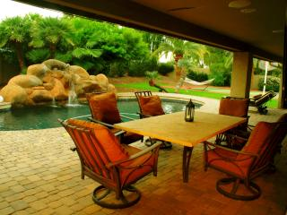 Desert Oasis - 5 Bed Vacation Home - Scottsdale AZ - Arizona vacation rentals