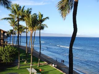 **CORNER OCEANFRONT**2Bdrm/2Bth off Kaanapali Bch - Ka'anapali vacation rentals
