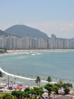Apartamento Guaruja 230m2 na Praia com 4 Suites - Guaruja vacation rentals
