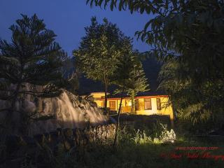 Beautiful Bed and Breakfast with Private Fishing and Mountain Views - Chamba vacation rentals