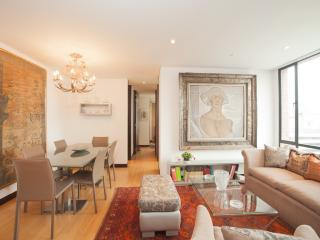 Classic Style 2 Bedroom Apartment in Zona T - Bogota vacation rentals