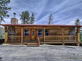 Cozy Cabin in Ruidoso with Internet Access, sleeps 8 - Ruidoso vacation rentals