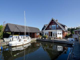 Waterside Retreat Norfolk Broads riverside cottage - Wroxham vacation rentals
