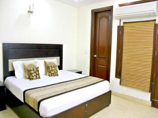2 Bed Serviced Apartment - Greater Kailash Delhi - New Delhi vacation rentals