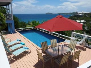 Calypso Blu at Frenchmans Bay Estates, South Side, St. Thomas - Ocean View - Frenchman's Bay vacation rentals