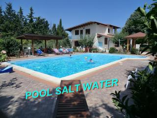Bella Home, Pool Salt Water,splendid Sandy Beaches - Balestrate vacation rentals