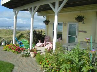 Oceanfront with HotTub-fireplace-patio and more! - Moclips vacation rentals