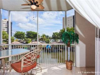 Casa Marina 612-6, Canal Front, Walk to Beach, Pool, Tennis - Fort Myers Beach vacation rentals