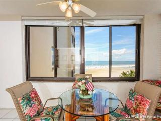Sandarac A703, Gulf Front, Elevator, Heated Pool - Fort Myers Beach vacation rentals