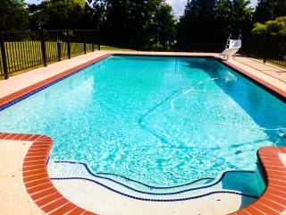 14+ Acre Private Ranch W/ 4 BR Home & Private Pool - Woodville vacation rentals