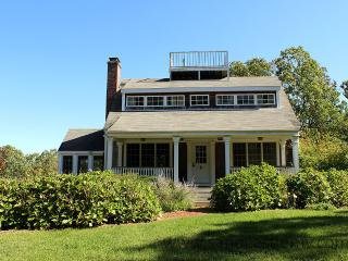1636 - BEAUTIFUL POST & BEAM HOME SET ON 7 ACRES - West Tisbury vacation rentals