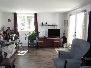 beau 3 1/2 à louer court terme, style condo - Sainte Brigitte de Laval vacation rentals