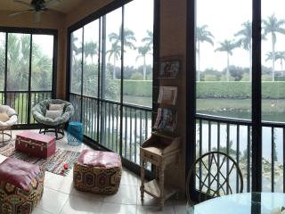 3 months basis: 4-bedroom condo at Miromar - Estero vacation rentals