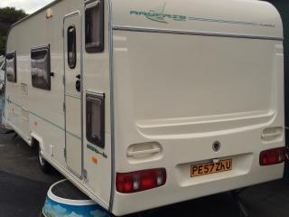 6 Birth Caravan Hire - We deliver to your campsite - Whaley Bridge vacation rentals