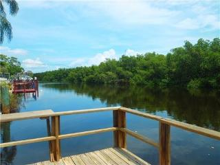 Pet Friendly Affordable 2 Bed, 1 Bath Waterfront House - Saint Petersburg vacation rentals