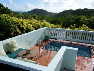 Great Value Hillside Apartment W/ Private Pool and Ocean Views - Cap Estate, Gros Islet vacation rentals