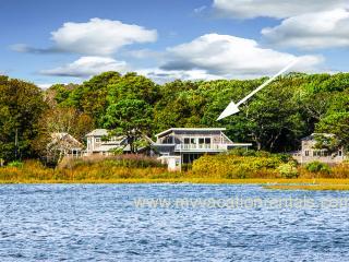 STECC - Farm Pond House, Gorgeous Waterviews, 3 Minute Walk to Ink Well Beach - Oak Bluffs vacation rentals
