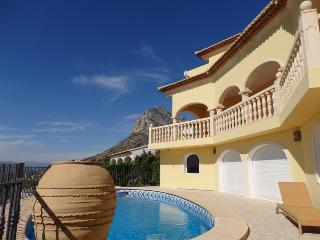 Lagadishi, superb sea views, large pool, A/C, WiFi - Javea vacation rentals