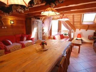 LA BEDIERE 70 m2 PIED DE PISTES VILLAGE DU BEZ 6 p - La Salle les Alpes vacation rentals