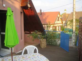 Nice Gite with Washing Machine and Television - Ebersmunster vacation rentals