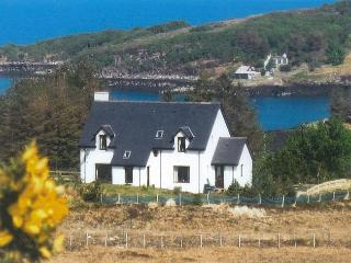 Bright House with Garden and Water Views - Badachro vacation rentals