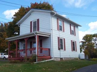 Cozy village home in Hobart, New York State - Hobart vacation rentals