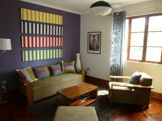 Bright 3 bedroom apt. in trendy Miraflores. - Lima vacation rentals
