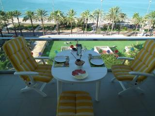 A16 Luxury 1st sealine flat, awesome views Somet - Playa de Palma vacation rentals