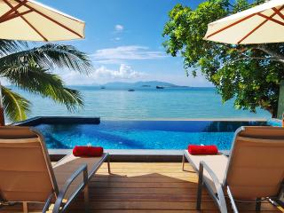 2 Bed Beachfront Pool Villa LaBaron Koh Samui - Saraburi Province vacation rentals