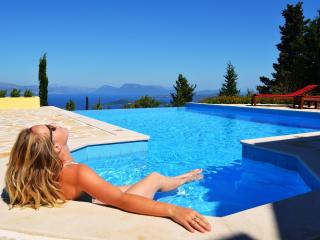 Villa Gabriella - luxury, private and secluded - Nidri vacation rentals