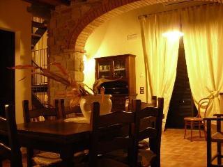 Villa privata con piscina panoramica Cafaggio I° - Loro Ciuffenna vacation rentals