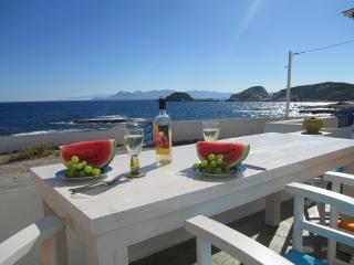Traditional Cycladic Waterfront House - Milos vacation rentals