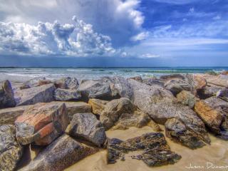 Inlet at Minorca 103- Huge Patio Overlooking Beach - New Smyrna Beach vacation rentals