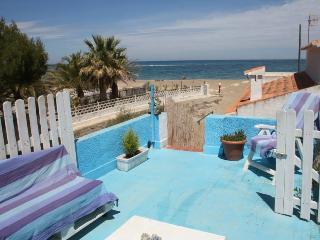 Costa Blanca -La Casita AZUL- front beach Denia - Denia vacation rentals