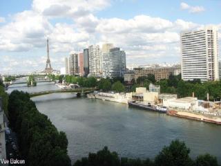 Luxury Flat 95m²-2 mn view Eiffel Tower - Paris vacation rentals