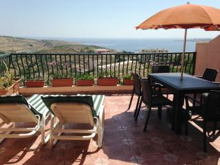 Fantastic Penthouse with sea and country views - Xemxija vacation rentals