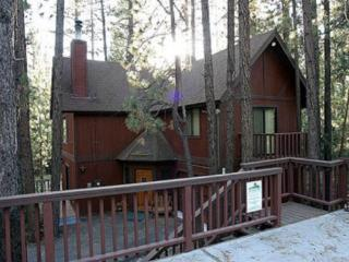 Cabin in the Pines: Quiet Getaway and only 5 minutes to Slopes, Lake and Village - Big Bear City vacation rentals