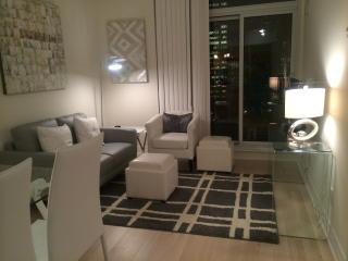 Yorkville Luxury 1 Bedroom & Den across from the new Four Seasons Hotel and Residences - Toronto vacation rentals