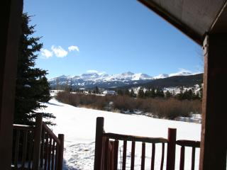 Sleeps 6 Views Amenities - 1 bed - 1 bath + Loft - Breckenridge vacation rentals