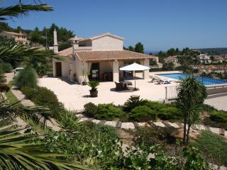 La Perla, luxury, spacious villa, heated pool,WiFi - Moraira vacation rentals
